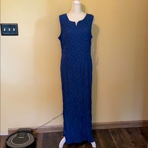 Norton McNaughton maxi dress